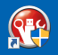 Desktop Icons mit dem Schildsymbol benötigen Admin-Rechte