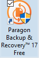 Backup & Recovery 17 Desktop-Symbol