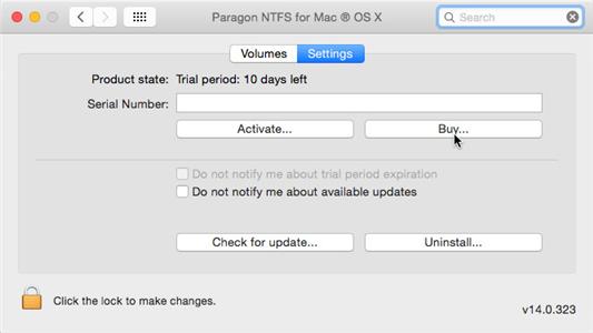 PARAGON NTFS 14.1.83 For Mac OS