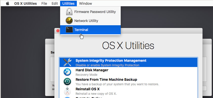 HDM for Mac and Mac OS SIP (System Integrity Protection