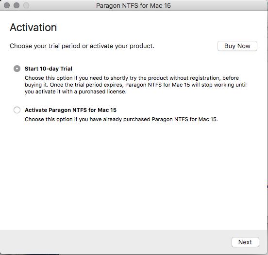 NTFS For Mac 15 Trial FAQ › Knowledge Base