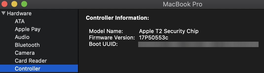 How to create macOS-formatted volumes on a T2-equipped Mac